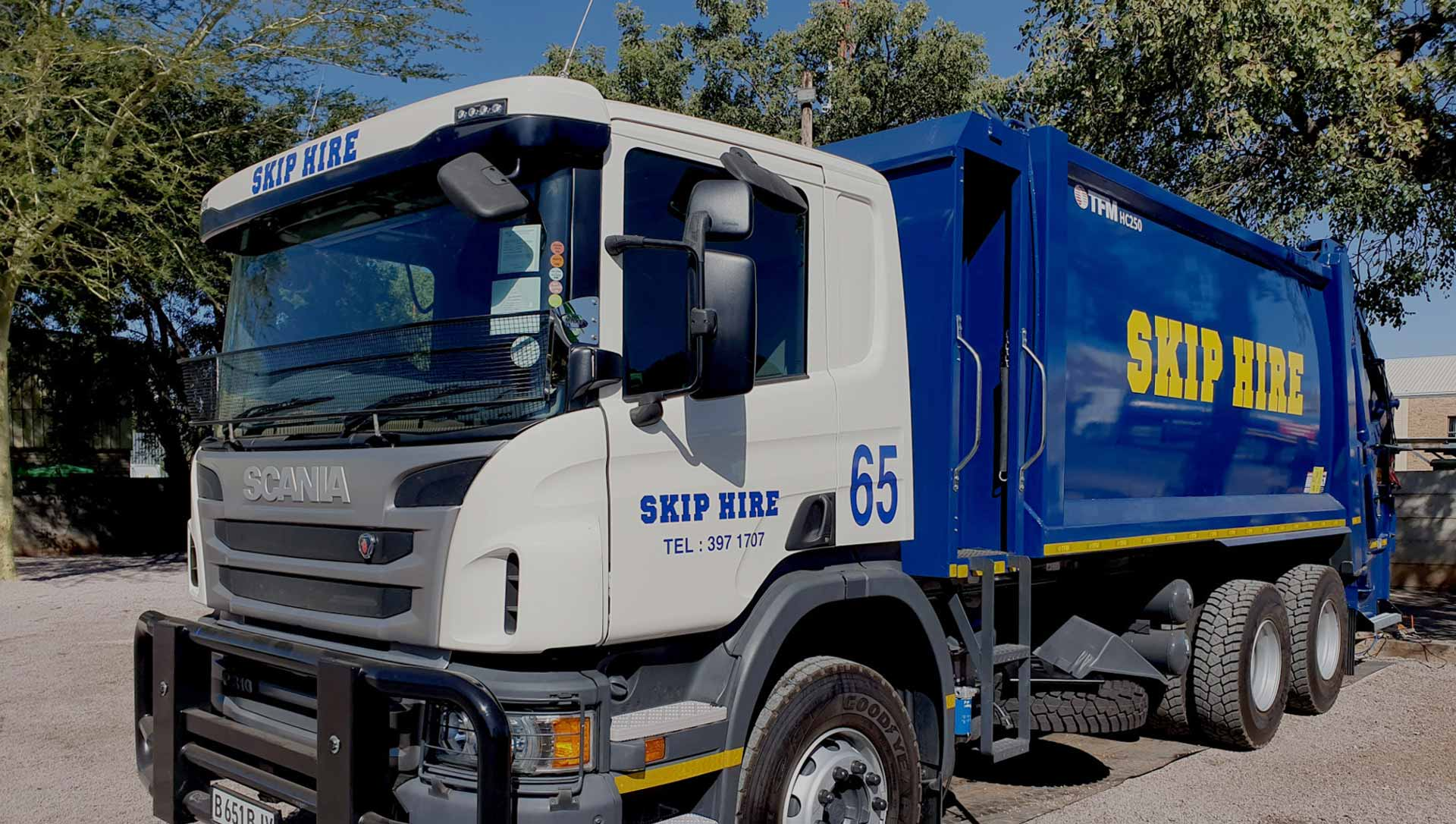 The most-efficient and effective waste carrier in Botswana.